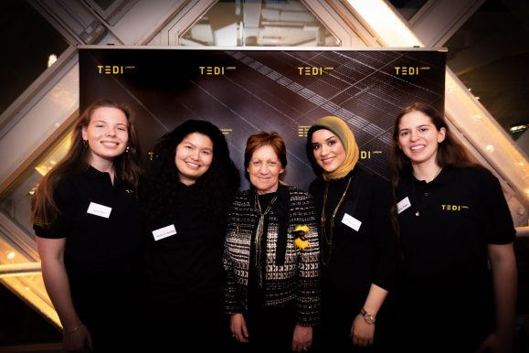 TEDI‑LONDON HOSTS OFFICIAL LAUNCH AT ICONIC TOWER
